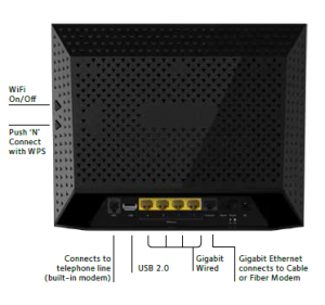 D6200 router wifi