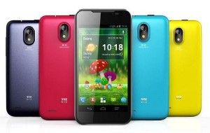 ZTE Grand X Pro colores