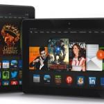 Nueva tablet de Amazon Kindle Fire HDX