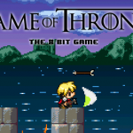 Game of Thrones, the 8 bit game