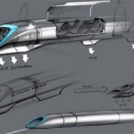 Hyperloop, vagones al vacío, sigue adelante