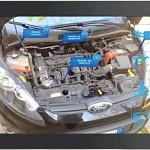 App Realidad Aumentada para reparar nuestros automóviles