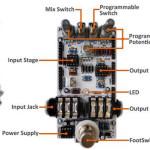 pedalSHIELD, Arduino para tu guitarra eléctrica