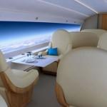 S-152 Supersonic jet, el avión con pantallas en lugar de ventanas
