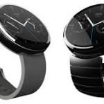 Moto 360, nuevo reloj inteligente de Motorola para el verano