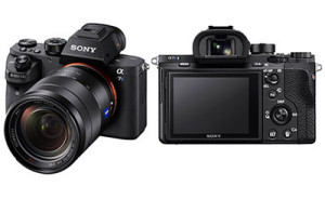 sony as7 II