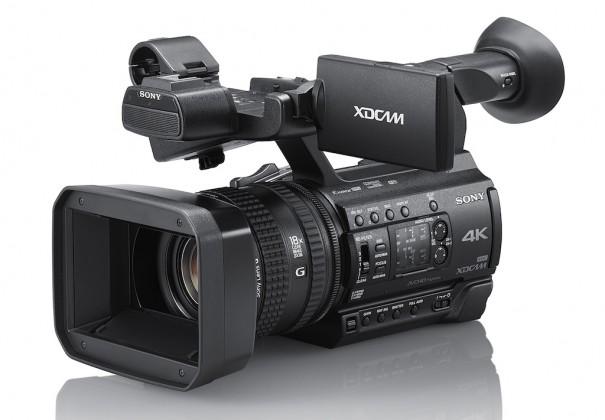 Sony XDCAM PXW-Z150 camcorder profesional